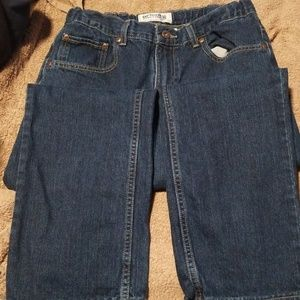 Boys jeans size 16 husky